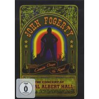 John Fogerty - Comin` Down The Road - The Concert At Royal Albert Hall - DVD