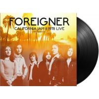Foreigner - California Jam II 1978 Live - LP