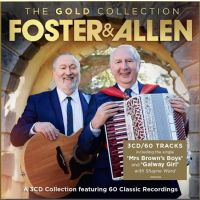 Foster & Allen - The Gold Collection - 3CD