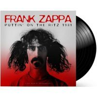 Frank Zappa - Best Of Puttin' On The Ritz 1981 Live - LP