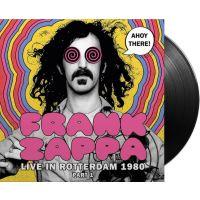 Frank Zappa - Live In Rotterdam 1980 - LP