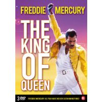 Freddy Mercury - The King Of Queen - Documentaires - 3DVD