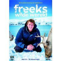 Freek Vonk - Freeks Wilde Wereld - Deel 10 - DVD