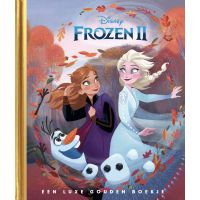 Frozen II - Een Luxe Gouden Boekje - BOEK