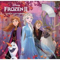 Frozen II - Lees & Luisterboek - BOEK+CD