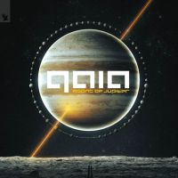 Gaia - Moons Of Jupiter - CD