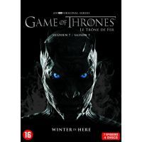 Game of Thrones - Seizoen 7 - 4DVD