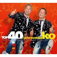 Gebroeders Ko - Top 40 - 2CD