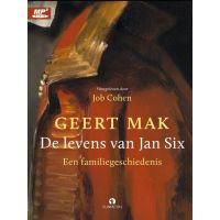 Geert Mak - De Levens Van Jan Six - LUISTERBOEK