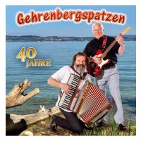 Gehrenbergspatzen - 40 Jahre - CD