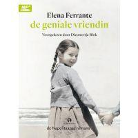 Elena Ferrante - De Geniale Vriendin - LUISTERBOEK