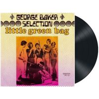 George Baker Selection - Little Green Bag / Paloma Blanca - Vinyl Single
