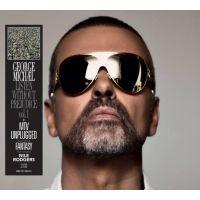 George Michael - Listen Without Prejudice Vol 1 + MTV Unplugged - 2CD