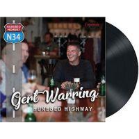 Gert Warring - Hunebed Highway - Vinyl Single