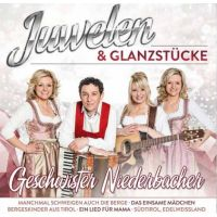 Die Geschwister Niederbacher - Juwelen & Glanzstucke - CD