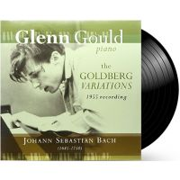 Glenn Gould - The Goldberg Variations - LP
