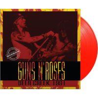 Guns N Roses - Deer Creek 1991 - Red Coloured Vinyl - LP