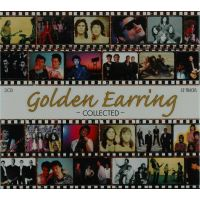 Golden Earring - COLLECTED -  52 tracks - 3CD
