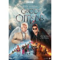 Good Omens - BBC Serie - 2DVD