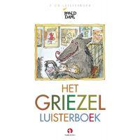 Roald Dahl - Het Griezelluisterboek - LUISTERBOEK