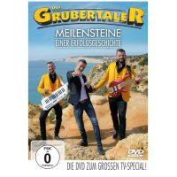 Die Grubertaler - Meilensteine - Einer Erfolgsgeschichte - DVD