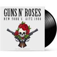 Guns N Roses - Live Radio Broadcast - LP