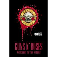 Guns N Roses - Welcome To The Videos - DVD