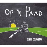 Gurbe Douwstra - Op 'n Paad - CD