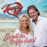 Harten 10 - Je Zit In Mijn Hart - CD Single