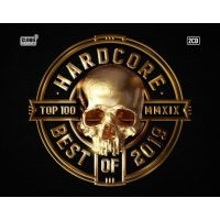 Hardcore Top 100 - Best Of 2019 - 2CD