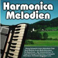 Harmonika Melodien - CD