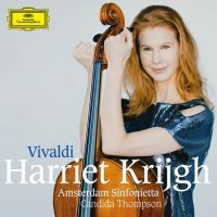 Harriet Krijgh - Vivaldi - CD