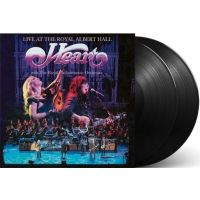 Heart - Live At The Royal Albert Hall With The Royal Philharmonic Orchestra - 2LP