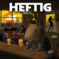 Heftig - Bad Luck - CD