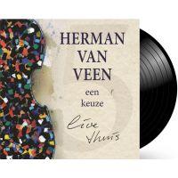 Herman van Veen - Een Keuze, Live Thuis - LP