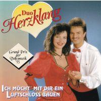 Duo Herzklang - Ich Mocht Mit Dir Ein Luftschloss Bauen - CD