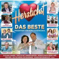 Herzlichst - Das Beste - 2CD