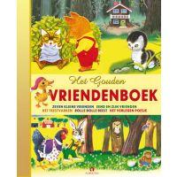 Het Gouden Vriendenboek - BOEK
