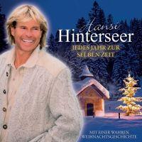 Hansi Hinterseer - Jedes jahr zur selben Zeit - Kerst - Weihnachten - CD