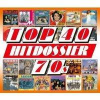 Top 40 Hitdossier 70's - 5CD