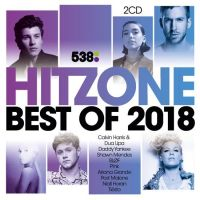 Hitzone - Best Of 2018 - 2CD