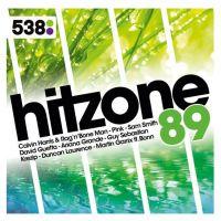 Hitzone 89 - CD