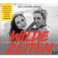 Anita & Alexandra Hofmann - Wilde Zeiten 2.0 - Special Deluxe Edition - 2CD