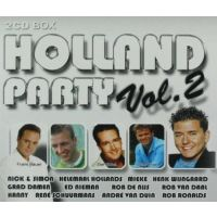 Holland Party 2 - 2CD