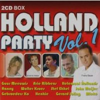 Holland Party 1 - 2CD