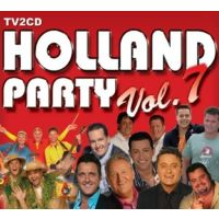 Holland Party 7 - 2CD