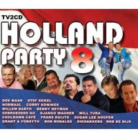 Holland Party 8 - 2CD