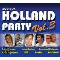 Holland Party 3 - 2CD