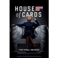 House Of Cards - The Final Season (6) - 3DVD