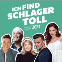 Ich Find Schlager Toll - Fruhjahr - Sommer 2021 - 2CD